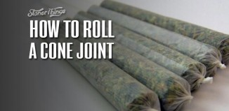 How To Roll A Cone Joint