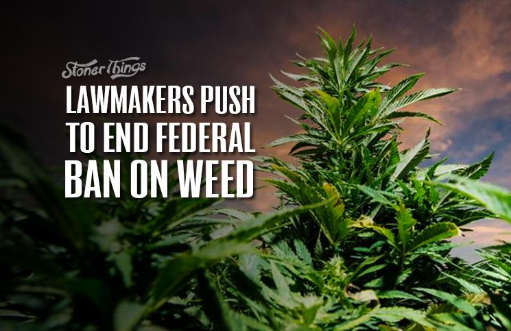 weed federal ban