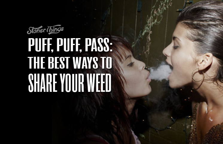 share weed