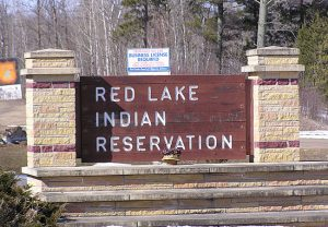 Red Lake Indian Reservation