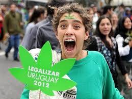 Uruguay Marijuana Voter