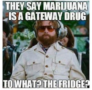 Marijuana Gateway Meme