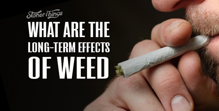 What Are The Long-Term Effects of Weed