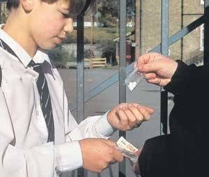 Selling Marijuana to Child
