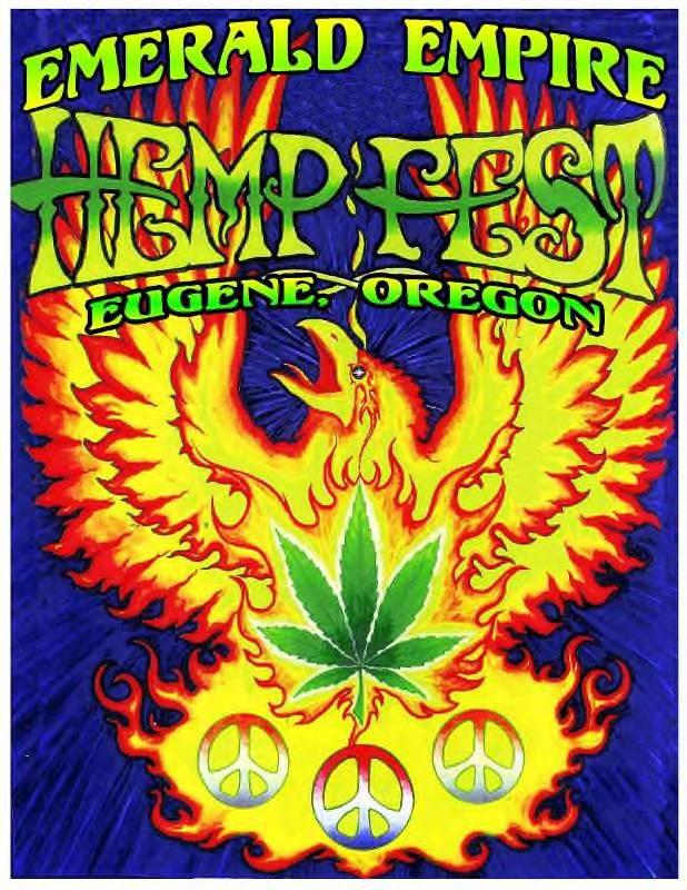 oregon hempfest