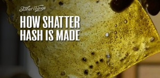 How to make shatter hash