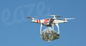 Marijuana Drone