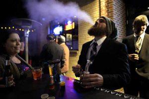 Public Marijuana Smoking in Denver