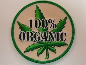 Organic Marijuana Patch