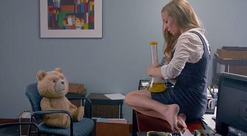 Ted 2 Bong Scene