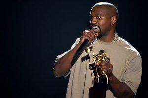 Kanye West at VMAs 2015