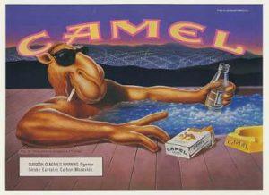 big weed Joe Camel
