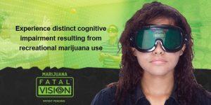 Marijuana Weed Goggles