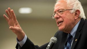 Vermont Sen. Bernie Sanders, Democrat