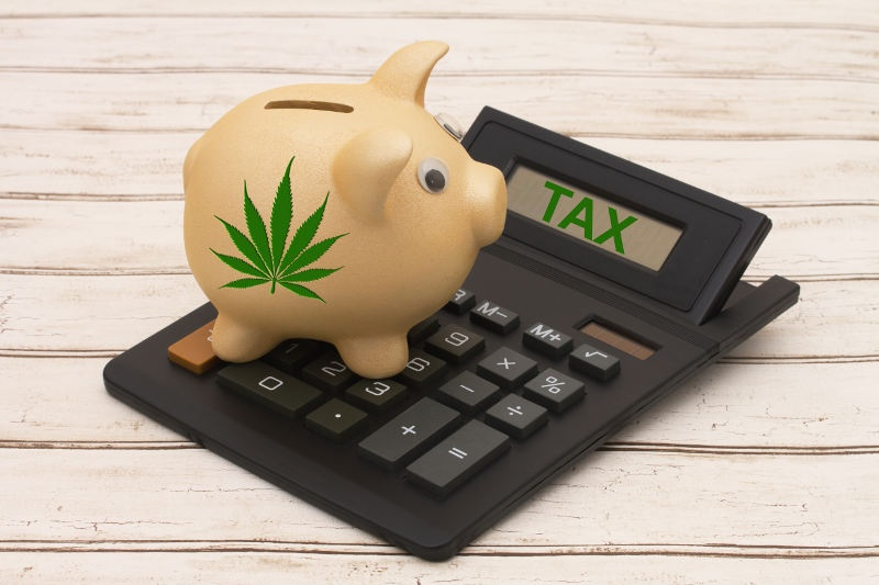 Marijuana Tax - Colorado vs Oregon vs Washington