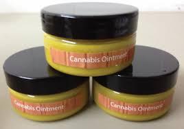 Marijuana Ointment