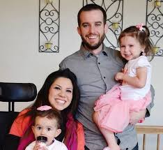 Enedina Stanger, Michael Stanger, and daughters