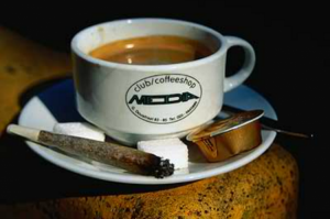 Coffee and Marijuana