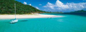 U.S. Virgin Islands Beach