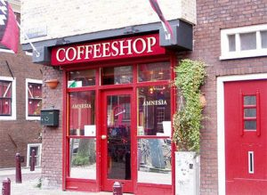 Coffee Shop, Amsterdam