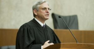Judge Merrick Garland, Obama's Nominee to Supreme Court