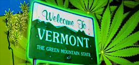 Vermont Sign Marijuana
