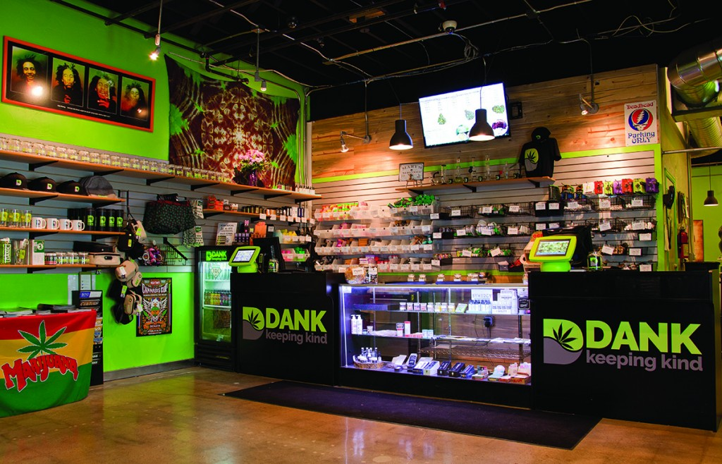 Dank Marijuana Dispensary
