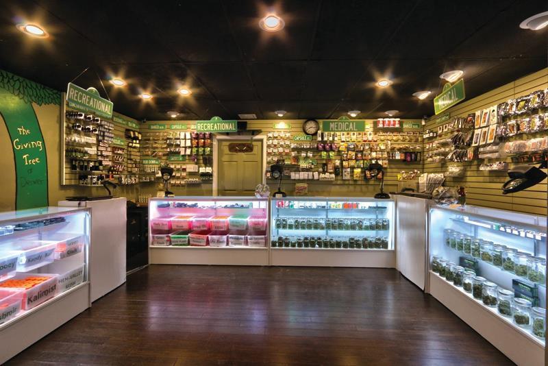 The Giving Tree of Denver Marijuana Dispensary, Denver CO