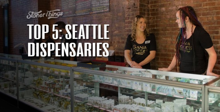 Seattle Dispensaries