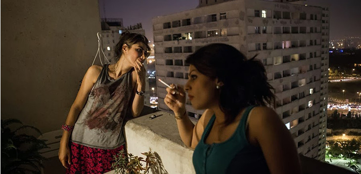 Marijuana Iran