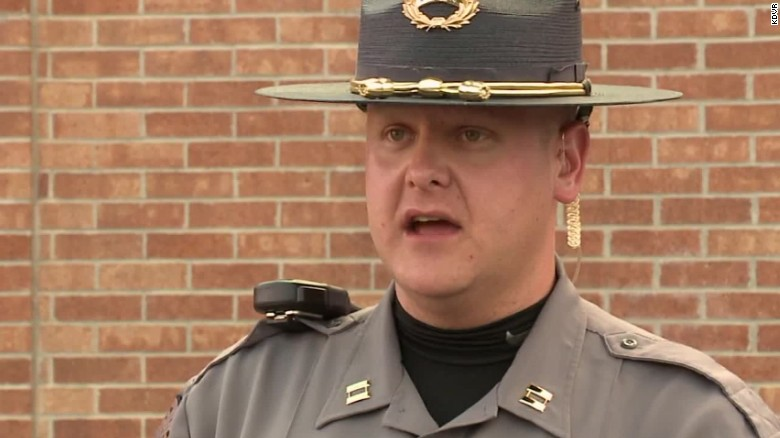 Lincoln County, Col., Sheriff's Capt. Michael Yowell