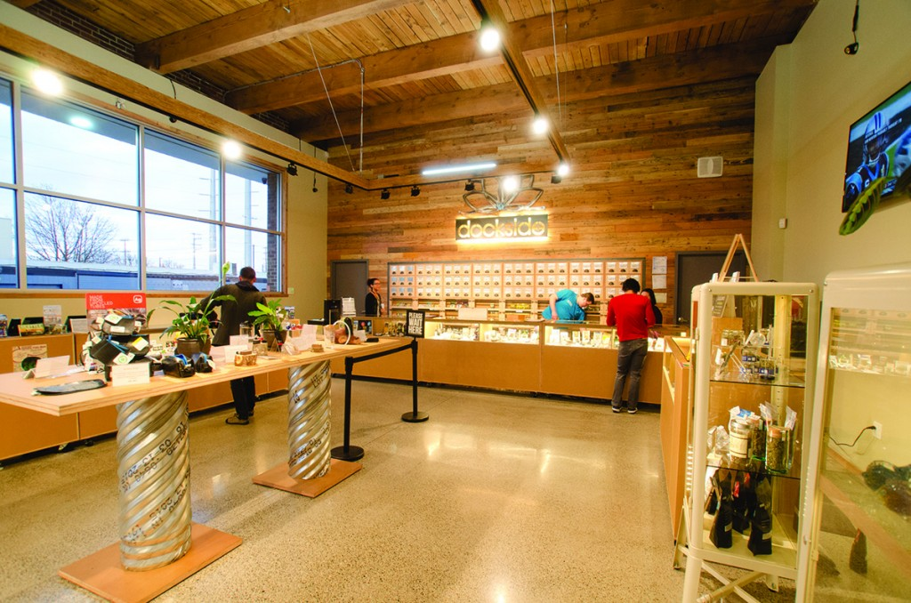 Dockside Cannabis Dispensary Seattle