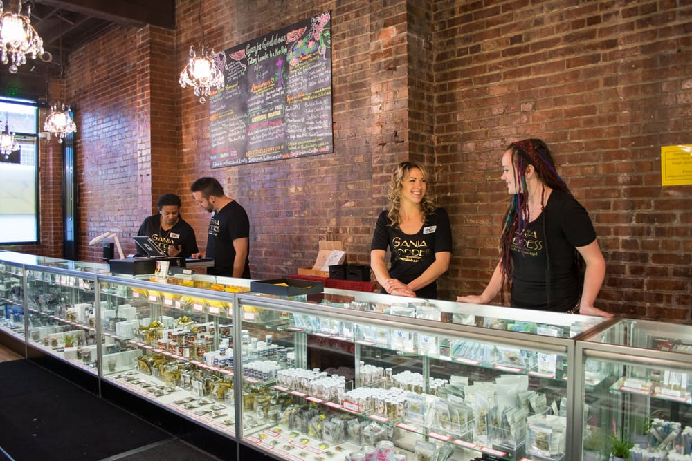Ganja Goddess Dispensary Seattle