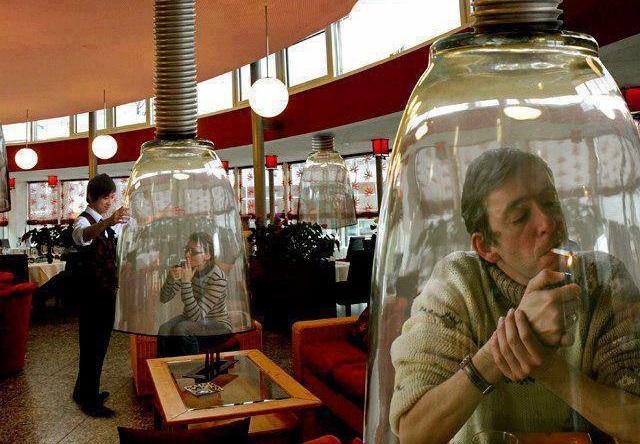 Cannabis at McDonald's