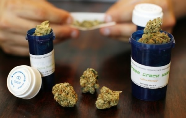 Medical Marijuana Safer Than Opioid Painkilers