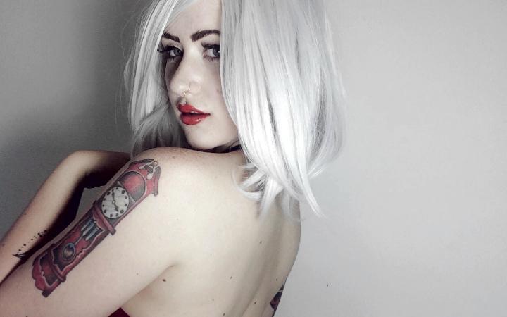 Adult webcam performer Talia Satania