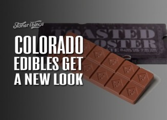 Colorado edibles THC stamp