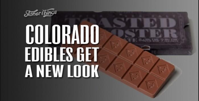 Colorado edibles THC stamp