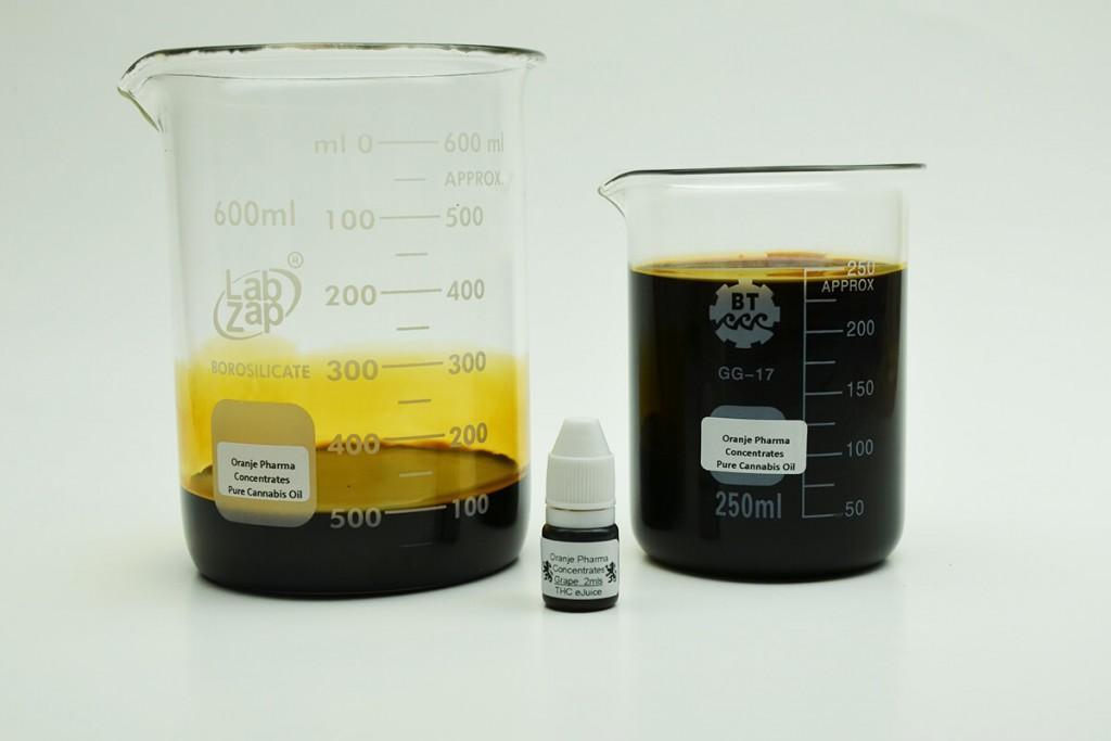 THC Liquid