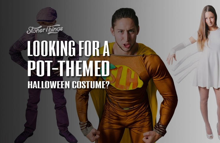 looking for a pot themed halloween costume stoner things