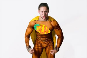 DIY Super Lemon Haze costume