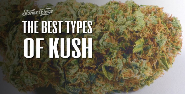 Best Types of Kush