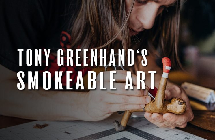 Tony Greenhand Joint Roller