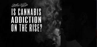 cannabis addiction increasing
