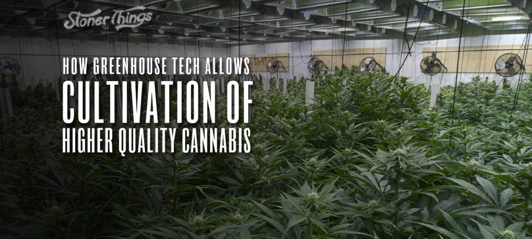 greenhouse tech