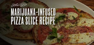 marijuana infused pizza slice recipe