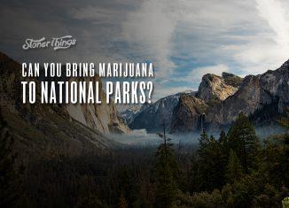 marijuana national parks