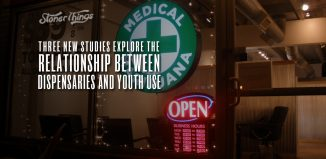 studies relationship medical marijuana dispensaries youth use