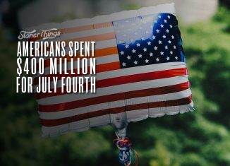 americans spend 400 million july fourth