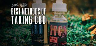 best-methods-taking-cbd